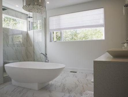 Renovering af badeværelset på kortest tid med den bedste kvalitet ...