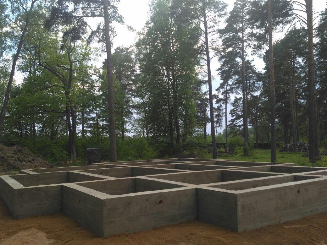 Проектирование фундаментов зданий и сооружений Одинцовский район