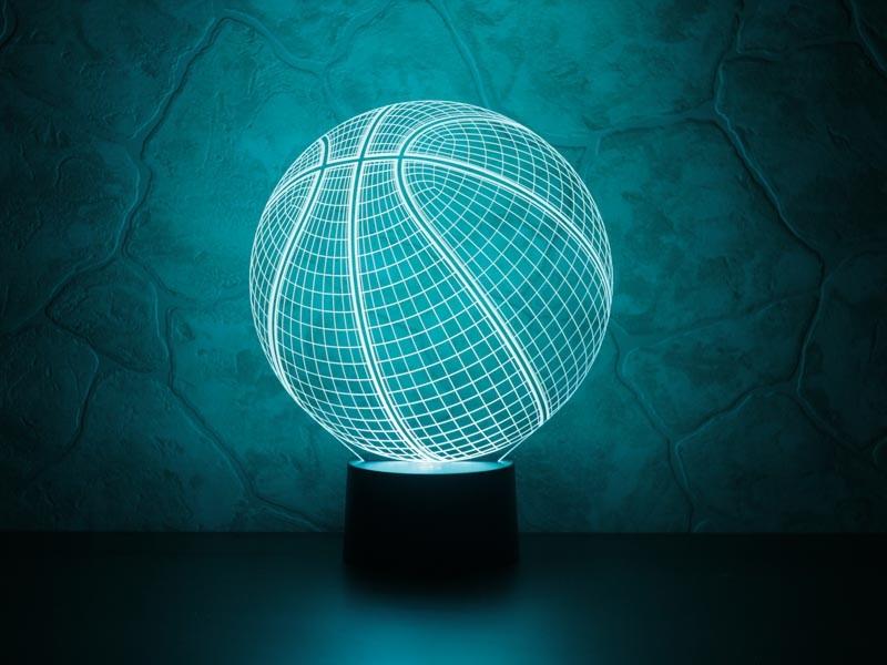 Светильник Баскетбольный мяч