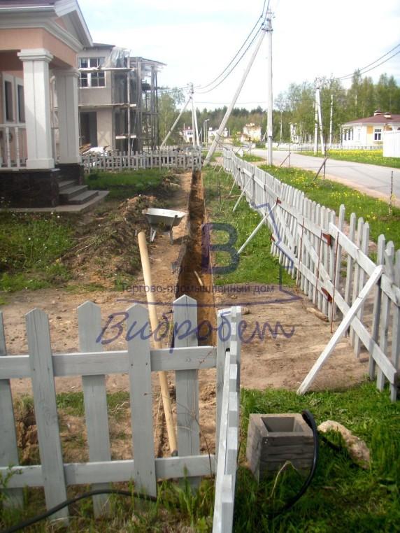 Сколько стоит поставить фундамент дома Люберецкий район